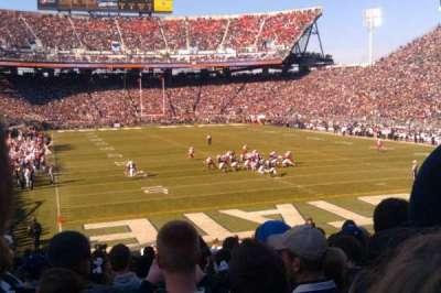 Beaver Stadium section SH