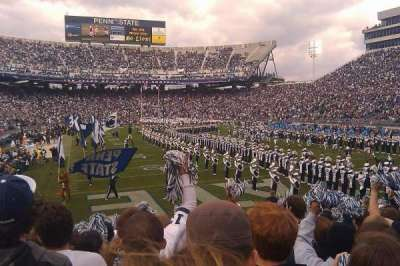 Beaver Stadium section SH