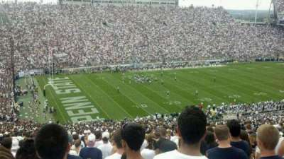 Beaver Stadium, section: EAU, row: 62, seat: 26