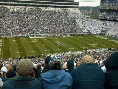 Beaver Stadium, section: WHU, row: 79, seat: 17