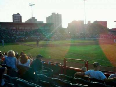 UPMC Park, section: 101, row: F, seat: 3