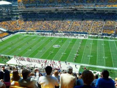 Heinz Field section 513