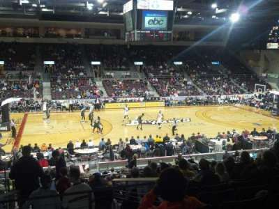 Erie Insurance Arena, section: 218, row: W, seat: 13