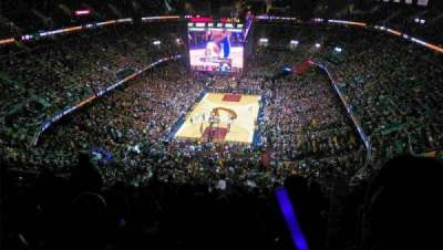 Quicken Loans Arena section 218