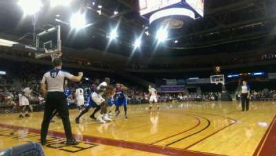Erie Insurance Arena section Court E