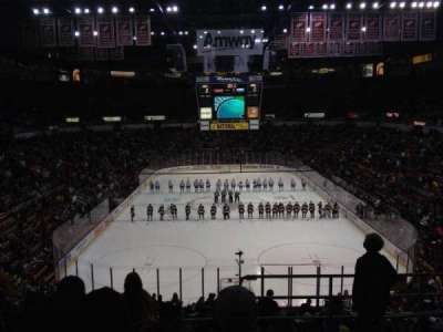Joe Louis Arena, section: 201