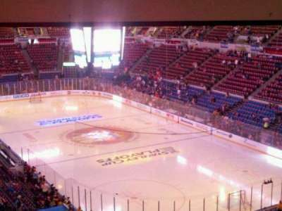 Old Nassau Veterans Memorial Coliseum, section: 316, row: N, seat: 11