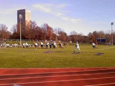 University Field, section: End Zone