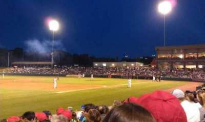 Joseph L. Bruno Stadium, section: 270, row: 14, seat: 13