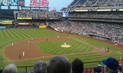 Citi Field section 327