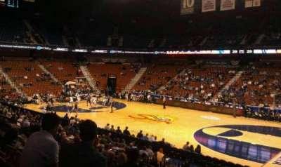 Mohegan Sun Arena section 23