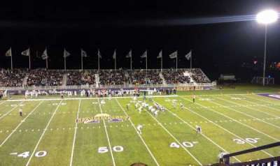 Bob Ford Field, section: 205, row: F, seat: 5