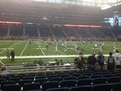Ford Field section 126