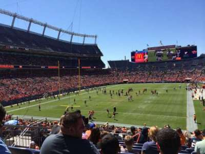 Sports Authority Field at Mile High, section: 112, row: 33, seat: 13
