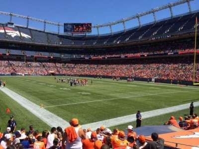 Sports Authority Field at Mile High, section: 135, row: 11, seat: 10