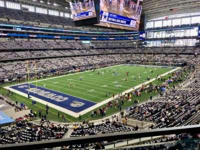 AT&T Stadium section 343