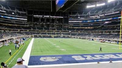 AT&T Stadium section 150