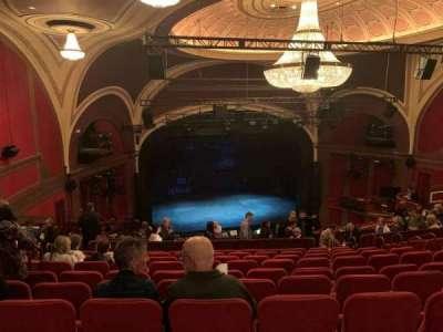 Broadway Theatre - 53rd Street, section: Rear Mezzanine L, row: L, seat: 120