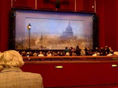 The Kennedy Center Opera House, section: Orchestra C, row: S, seat: 119