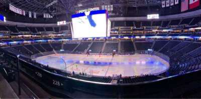 Pepsi Center section 228