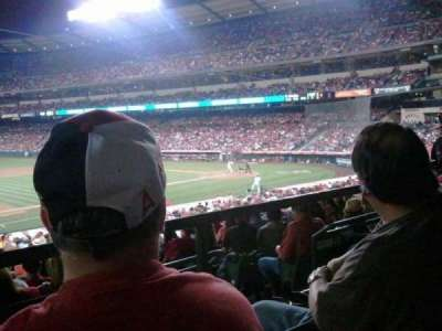 Angel Stadium section 209