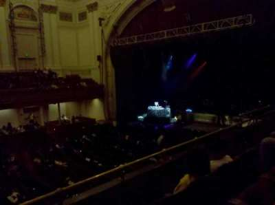 Modell Performing Arts Center, section: Tier, row: C, seat: 31