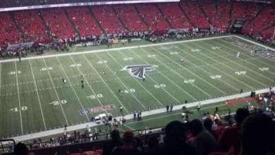 Georgia Dome, section: 324, row: 13, seat: 6