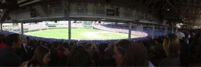 Wrigley Field section 209