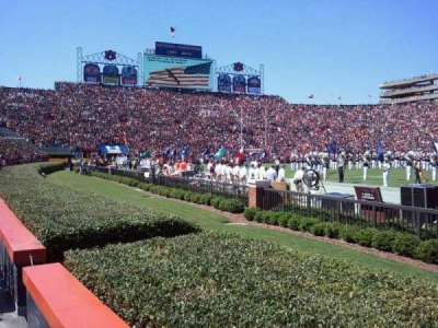 Jordan-Hare Stadium, section: 32, row: 2, seat: 11