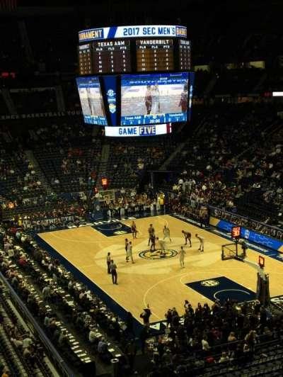 Bridgestone Arena section 35