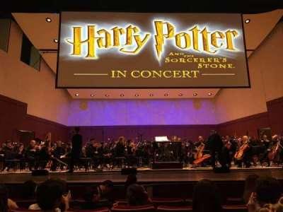 Atlanta Symphony Hall section ORCHL