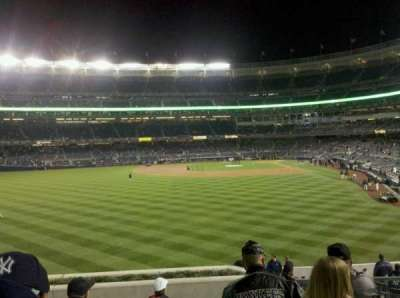 Yankee Stadium section 235