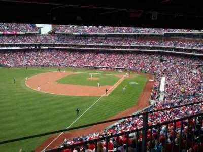 Citizens Bank Park section 237