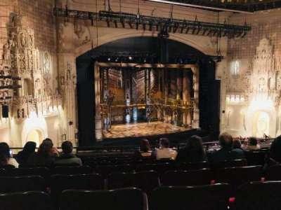 Orpheum Theatre (San Francisco) section Mezzanine L