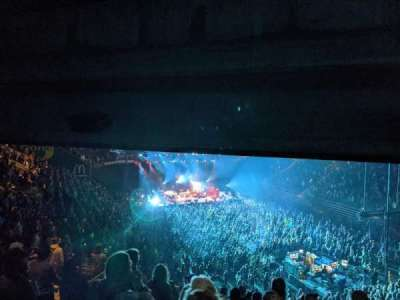 Matthew Knight Arena, section: 110, row: Y, seat: 19