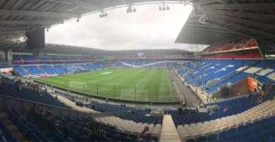 Cardiff City Stadium section 122