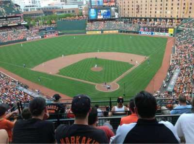 Oriole Park at Camden Yards, section: 340, row: 12, seat: 12