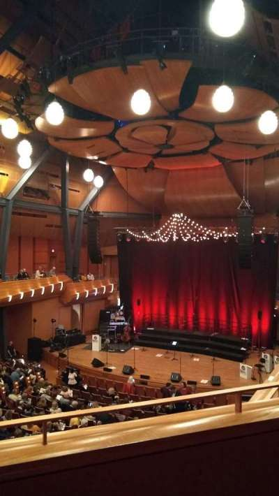Bella Concert Hall, section: Balcony Right, row: B, seat: 231