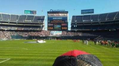 SDCCU Stadium, section: F19, row: 12, seat: 7