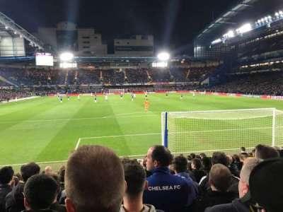 Stamford Bridge, section: MATTHEW HARDING LOWER, row: P, seat: 97
