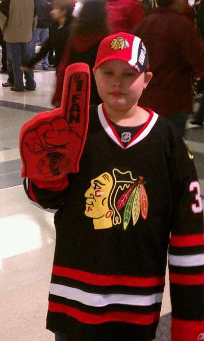 United Center, section: 333, row: 3, seat: 13