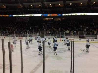 Huntington Center, section: 106, row: c, seat: 14