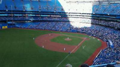 Rogers Centre, section: 537R, row: 4, seat: 4
