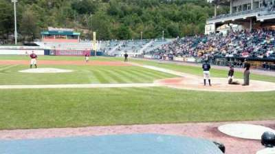 PNC Field, section: 24, row: 3, seat: 10