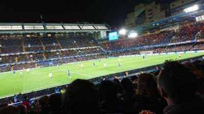 Stamford Bridge section West Stand Lower