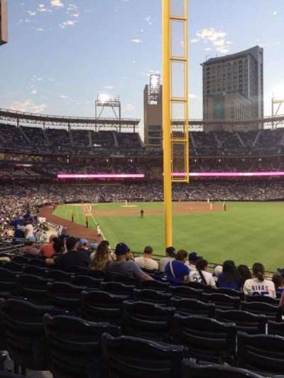 PETCO Park, section: 125, row: 35, seat: 17