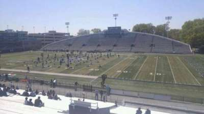 Foreman Field, section: 115, row: 20, seat: last