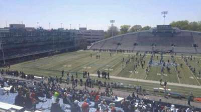 Foreman Field, section: 118, row: 45, seat: last