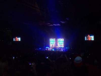 Angel of the Winds Arena, section: 5, row: X, seat: 11