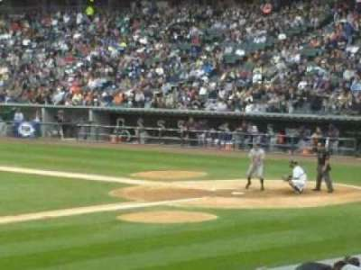U.S. Cellular Field, section: 142, row: 22 , seat: 3
